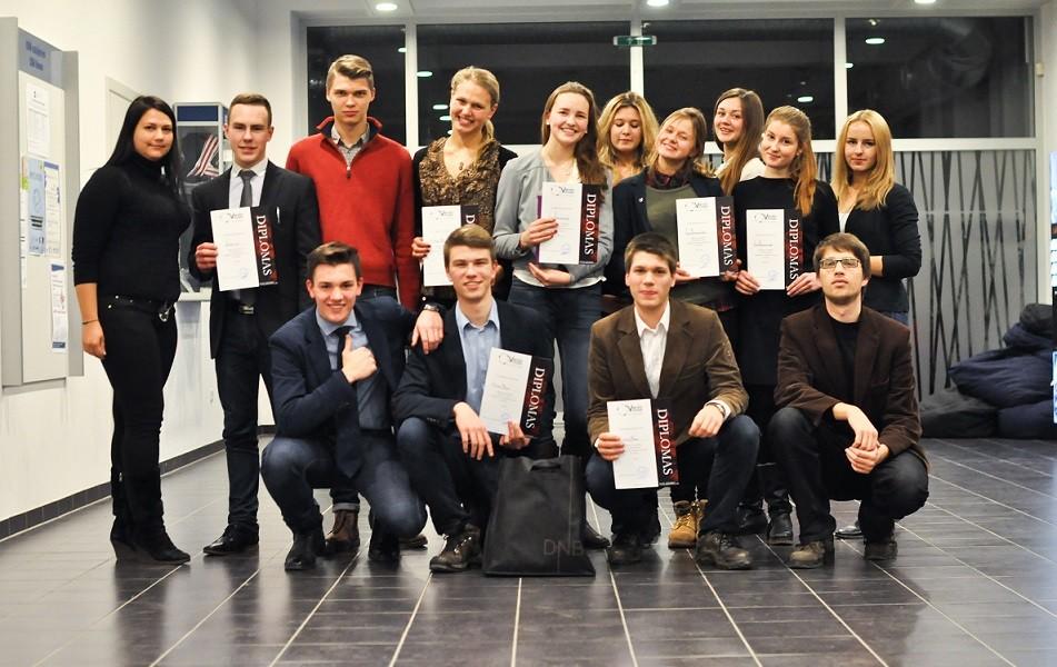 Baigėsi Moksleivių verslumo turnyras!