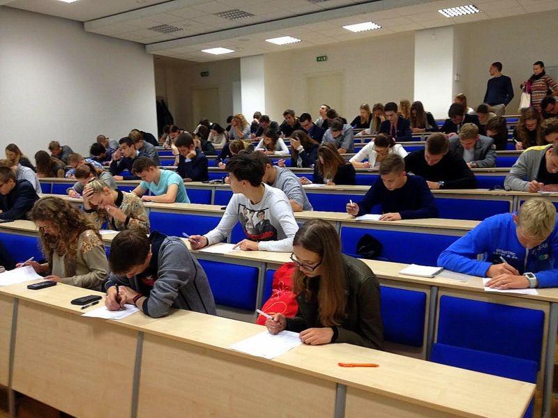 Moksleivių verslumo turnyre – 35 komandos